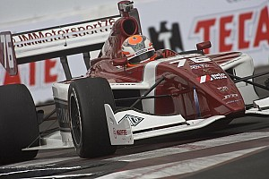 Indy Lights Jeffrey Mark Motorsport Long Beach race report