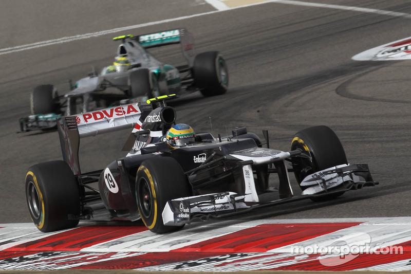 Williams Bahrain GP - Sakhir race report