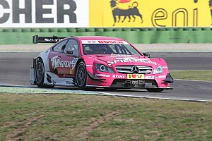 DTM Jamie Green on front row as new DTM era begins