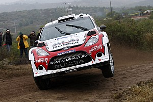 M-Sport Rally Argentina day 2 summary