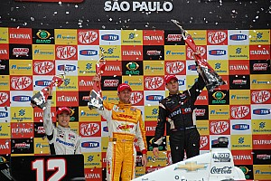 IndyCar Will Power overpowers the field in Sao Paulo