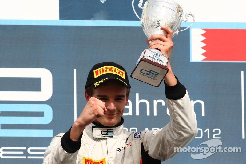 Series Bahrain II race 2 report