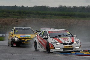 BTCC Plato keeps points lead as Shedden takes another double