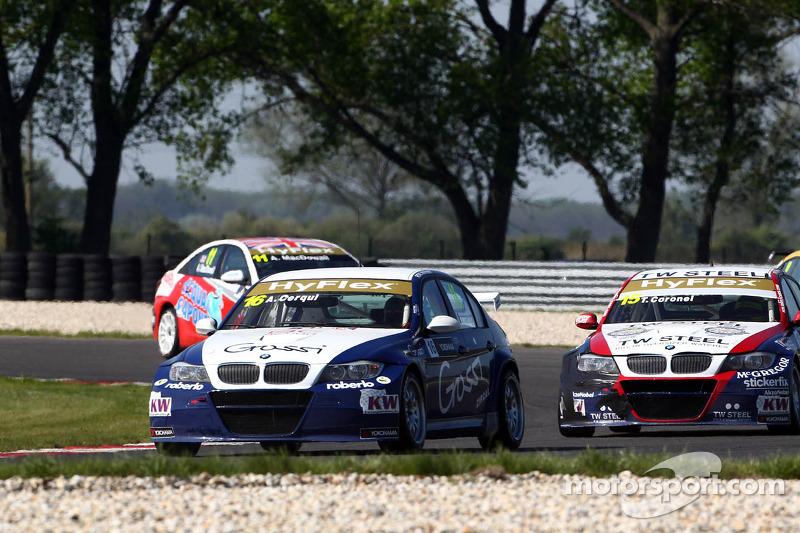Roal Motorsport Slovakia event summary