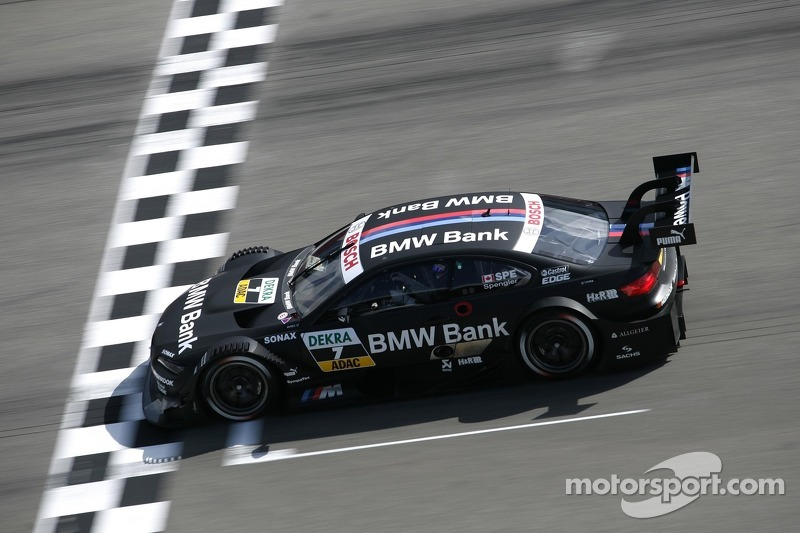 BMW gearing up for stage two of its DTM comeback