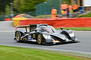 WEC Lotus Racing 6 Hours of Spa qualifying report