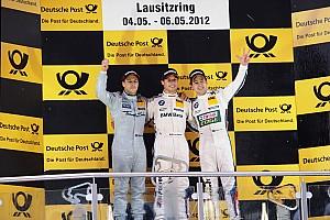 Paffett Lausitzring race report