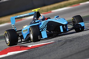 GP3 Ocean Racing Technology prepares to enter the GP3 Series