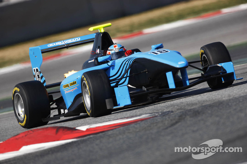 Ocean Racing Technology prepares to enter the GP3 Series