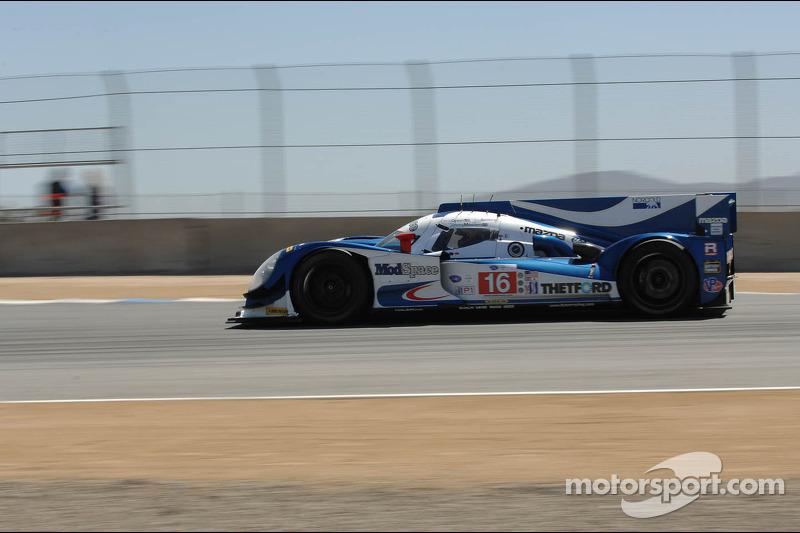 Dyson Racing Laguna Seca qualifying report