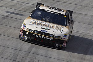 Stenhouse and Ford drivers talk about Darlington race