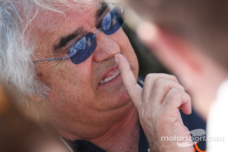 Briatore writing rules for 'GP1' series - report