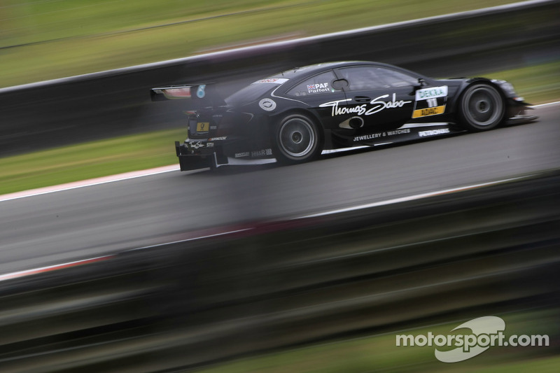 Paffett nails down homeland pole on Brands Hatch Indy circuit