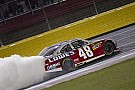 Johnson continues streak, wins All-Star race at Charlotte