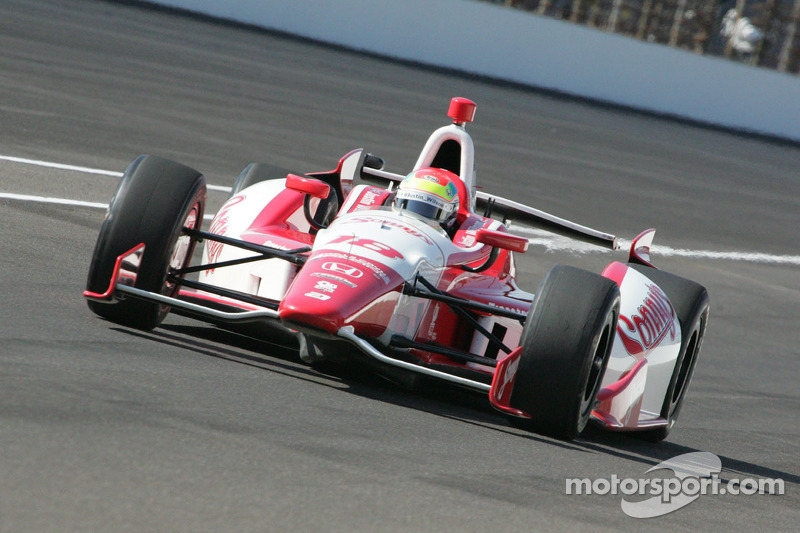 Dale Coyne Racing's Wilson has good run at Indy 500