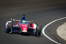 Damaged front wing takes Conway out of Indy 500
