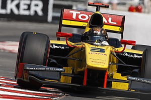 GP2 At Monaco DAMS consolidates its lead in the championship