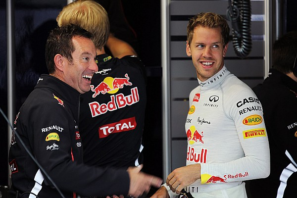 Domenicali admits eye on Vettel 'for the future'