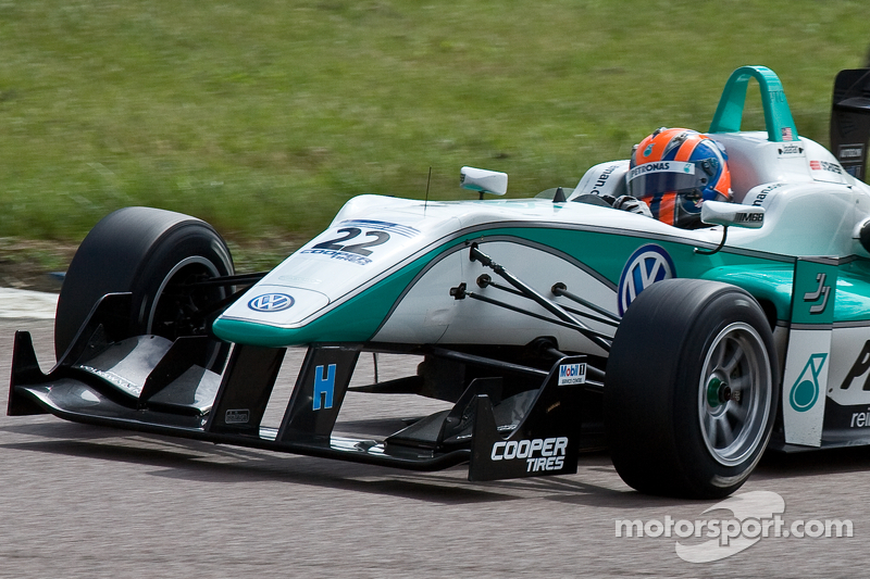 Jaafar steals victory at Rockingham