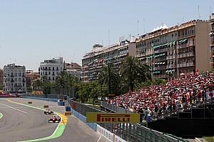 Formula 1 Valencia sells less than 40,000 F1 tickets