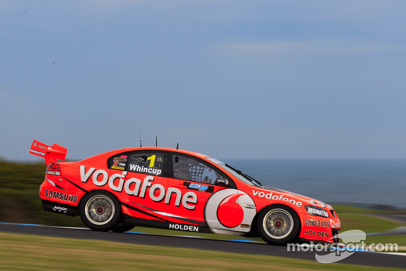 Jamie Whincup looking to end pole drought at Darwin
