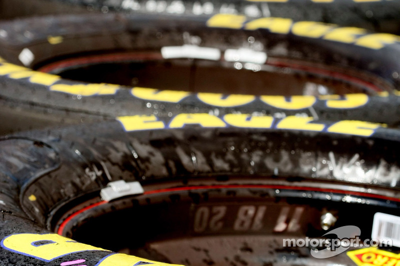Goodyear to make tire change for Sunday's Michigan race
