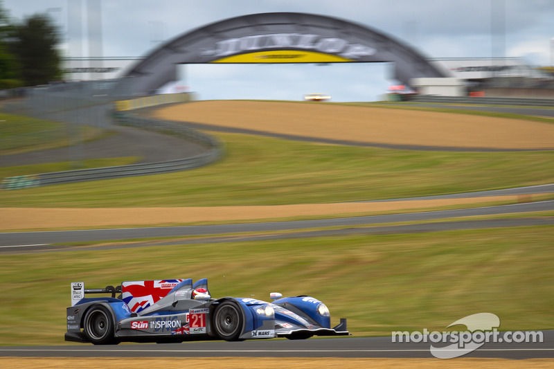 Strakka Racing rockets from 56th to 7th at Le Mans