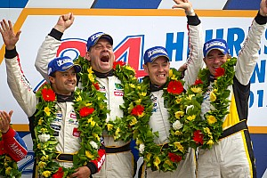 Le Mans Larbre Competition seals third successive Le Mans 24 Hours victory