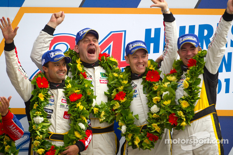 Larbre Competition seals third successive Le Mans 24 Hours victory