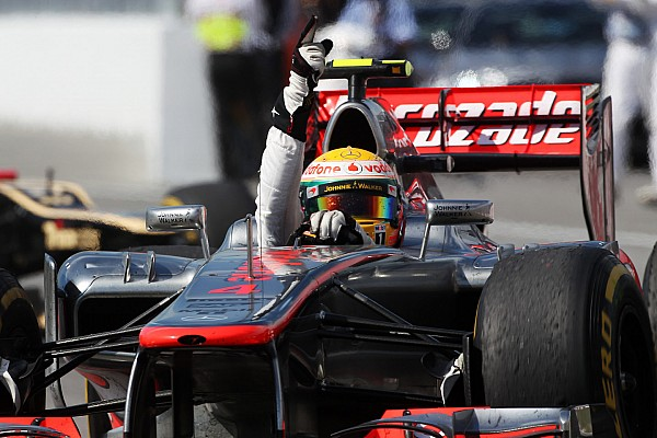 McLaren/Mercedes chasing back-to-back wins