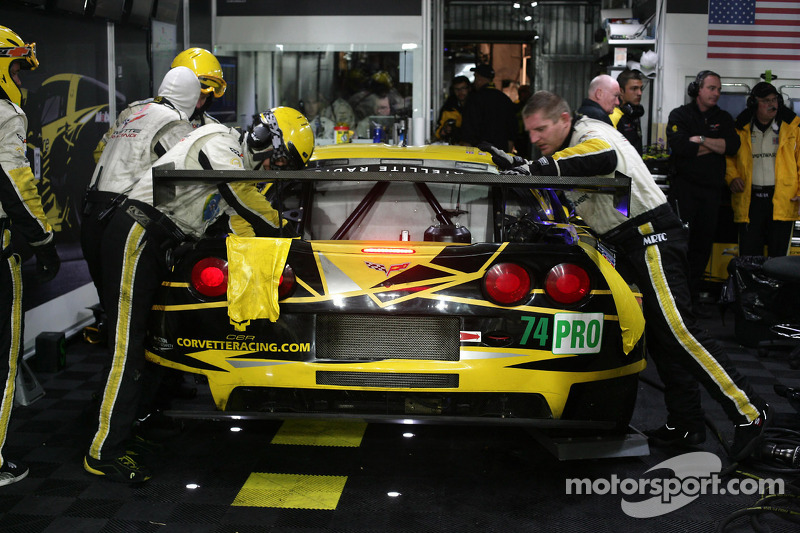 Le Mans 2012 - a race of two distinct parts for Oliver Gavin