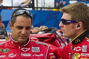 NASCAR Sprint Cup Interview Montoya and McMurray talked with Sonoma media on Friday