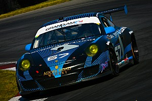 Grand-Am Race report Porsche has mixed weekend at Road America