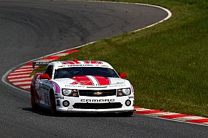 Grand-Am Race report Stevenson Camaro manages a top 10 finish at Road America