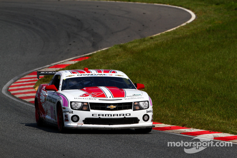 Stevenson Camaro manages a top 10 finish at Road America