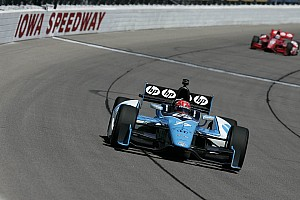 IndyCar Breaking news Pagenaud's team penalized for improper Iowa fuel cell