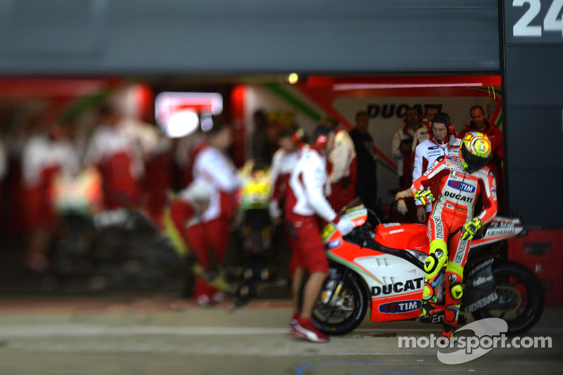 Assen to kick off three races in three weeks for Ducati Team