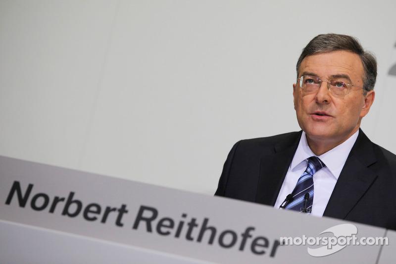 Dr. Norbert Reithofer on BMW and Toyota cooperation
