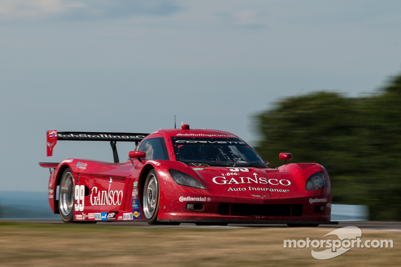 Bob Stallings Racing takes second at Watkins Glen