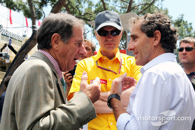 F1 in Bahrain 'a good decision' says Prost