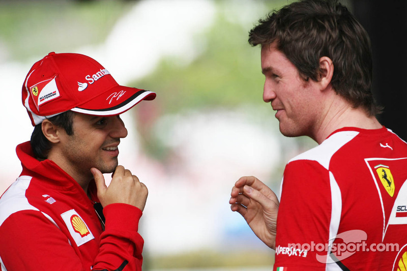 Massa almost back to his best now - Smedley