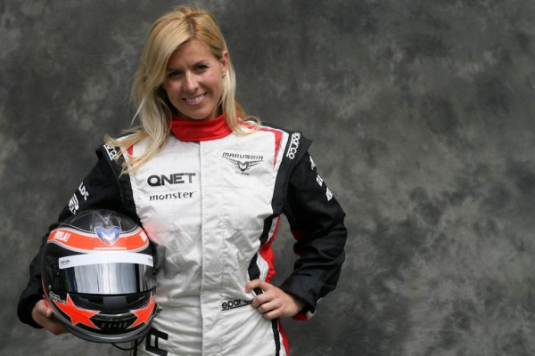 Marussia's official statement on medical condition of Maria De Villota
