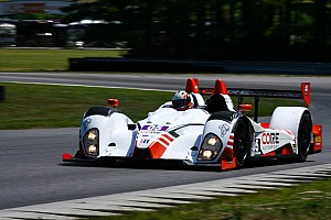 ALMS Race report CORE autosport storms Lime Rock with a one-two finish in PC class
