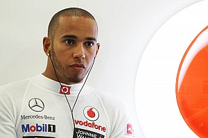 Hamilton 'ready' for Lotus amid McLaren crisis