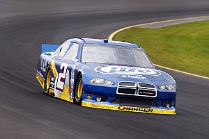 NASCAR Sprint Cup Race report Top-5 day for Keselowski at Loudon, not so good for Hornish
