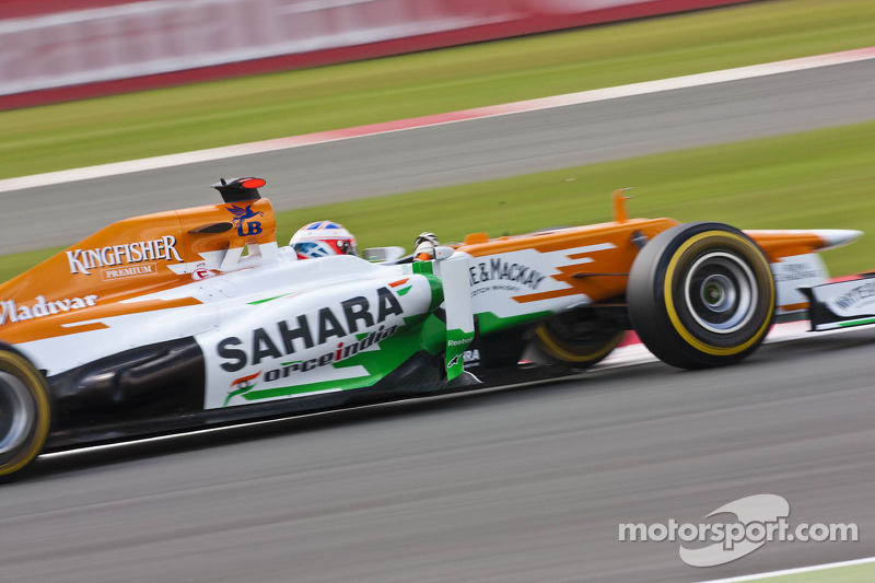 Sahara Force India chasing better days at Hockenheim