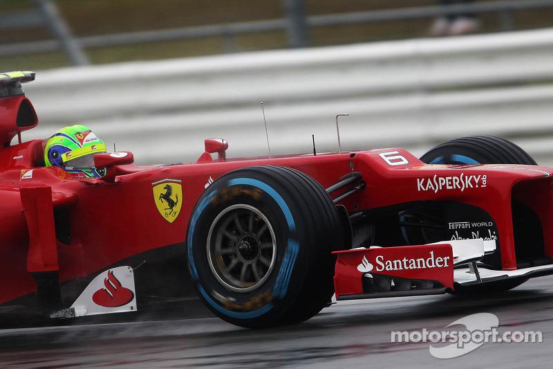 Good form will 'ensure' Ferrari future - Massa