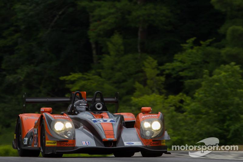 Conquest endurance prepares for Mosport
