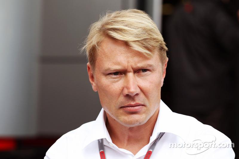 F1 'undoubtedly better' than my era - Hakkinen