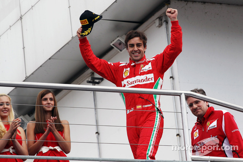 German GP detailed race report – Peerless Alonso scores Hockenheim victory